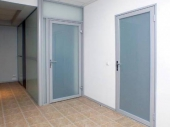 алюминиевые межкомнатные двери