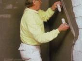 оштукатуривание стен цементной штукатуркой