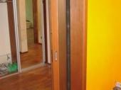 скрытая дверь пенал