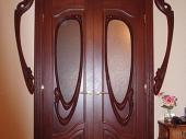 дубовые двери из массива