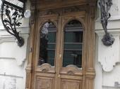 массивные входные двери