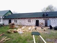 постройка хозяйственных помещений из газосиликатных блоков