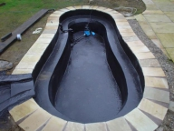 гидроизоляция чаши бассейна