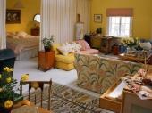Дизайн спальни гостиной фото