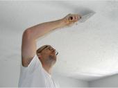 Как побелить потолок водоэмульсионной краской