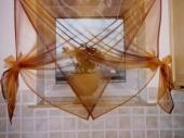очень красивые прозрачные шторы