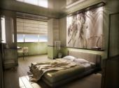 Оформление спальни фото