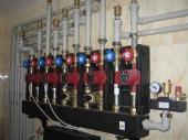 монтаж водоснабжения в многоквартирном доме