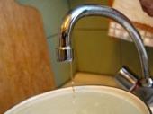 слабый напор воды в кране