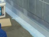 обмазочная гидроизоляция в ванной под плитку