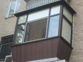 Обшивка балкона сайдингом своими руками