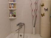 Ремонт ванной комнаты панелями пвх фото