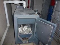 печка для обогрева гаража