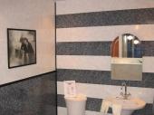 фото пластиковые панели в ванной