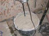 расход сухой смеси на штукатурку