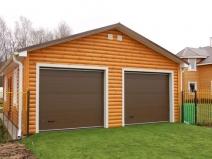 стандартный размер гаража