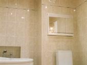 Реечные потолки для ванной фото