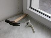 как отрегулировать балконную дверь