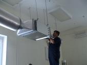 очистка вентиляционной системы