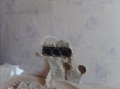 как поставить розетки в бетонную стену