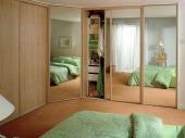 Шкафы купе фото в спальню