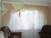 оригинальные шторы для зала