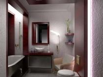 водостойкая штукатурка для ванных комнат
