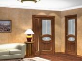 межкомнатные сосновые двери