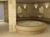 интерьер турецкой бани