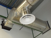система вентиляции в коттедже