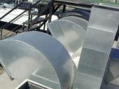 металлический вентиляционный короб
