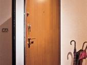 дверь входная стальная с отделкой мдф