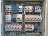 электрощиток с автоматами защиты