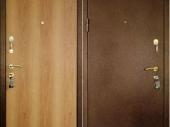 дизайн железных дверей